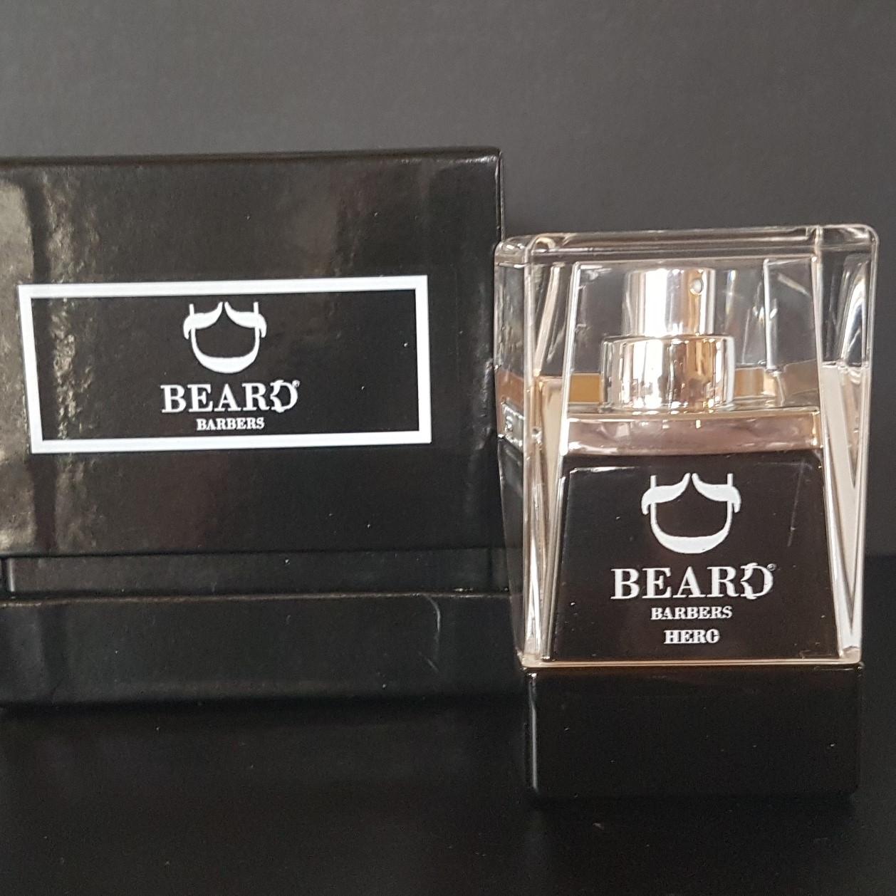 Beard Barbers HERO PERFUME 50ML    UNIQUE Beautiful Fragrance. Beautifully Packaged. 50ml.