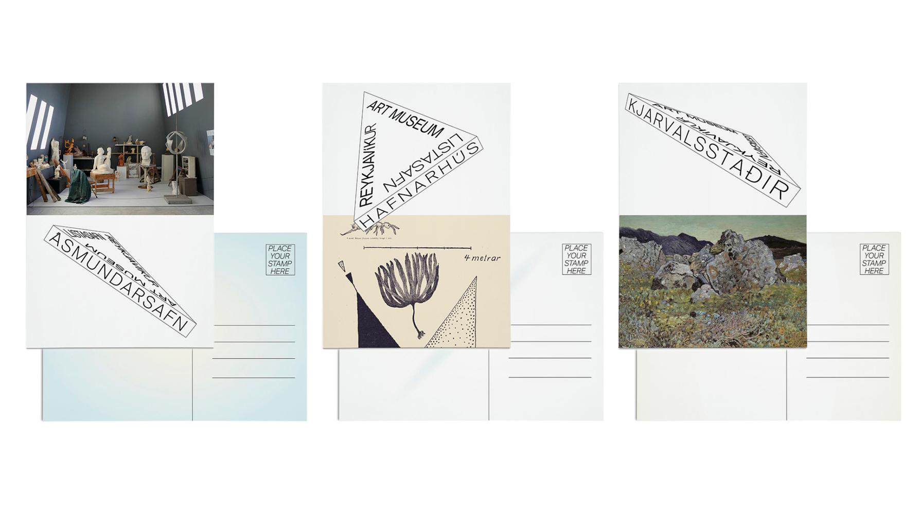 Musem Postcards