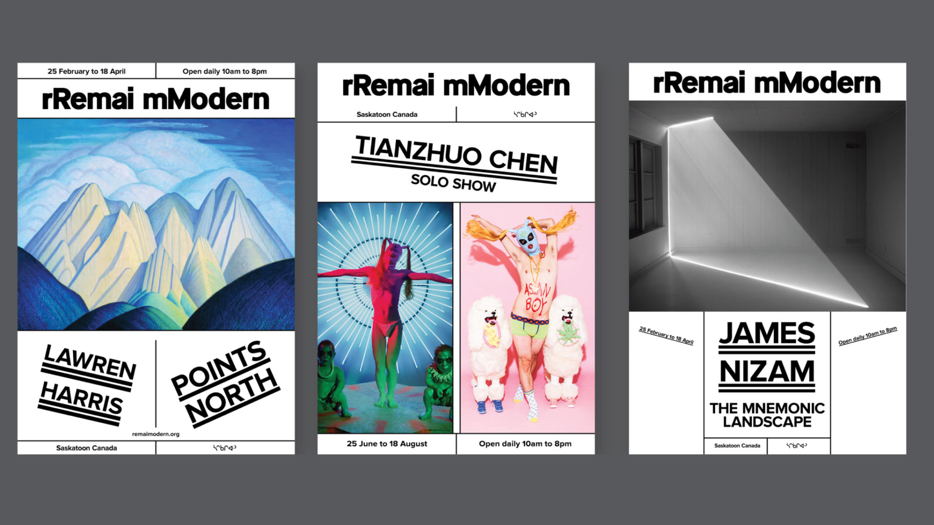 Exhibition Posters.