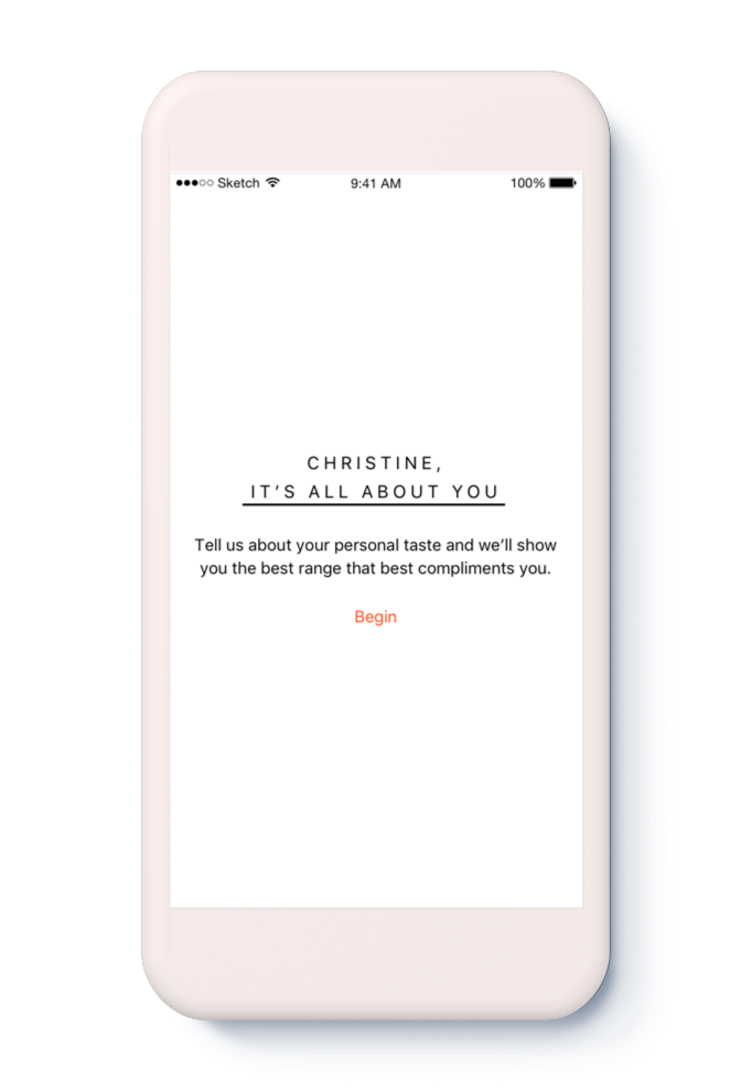 Fashion Finder Concept - Onboarding 1.png