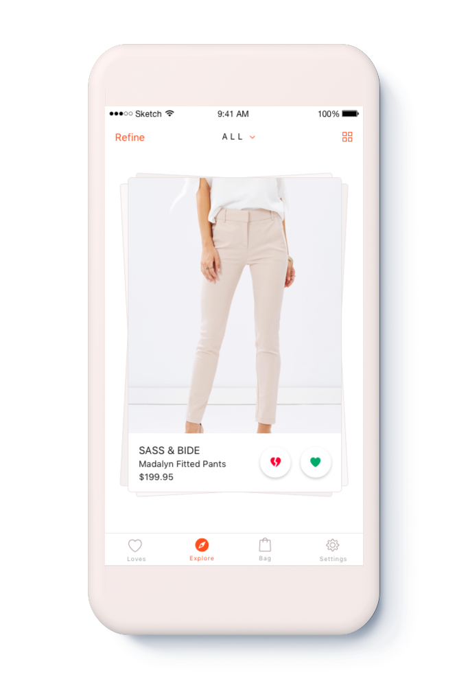 Fashion Finder Concept - Swipe 1.png