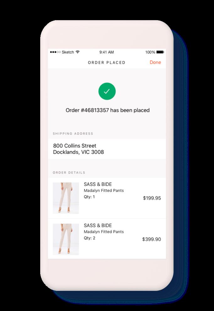Fashion Finder Concept - Checkout 1.png