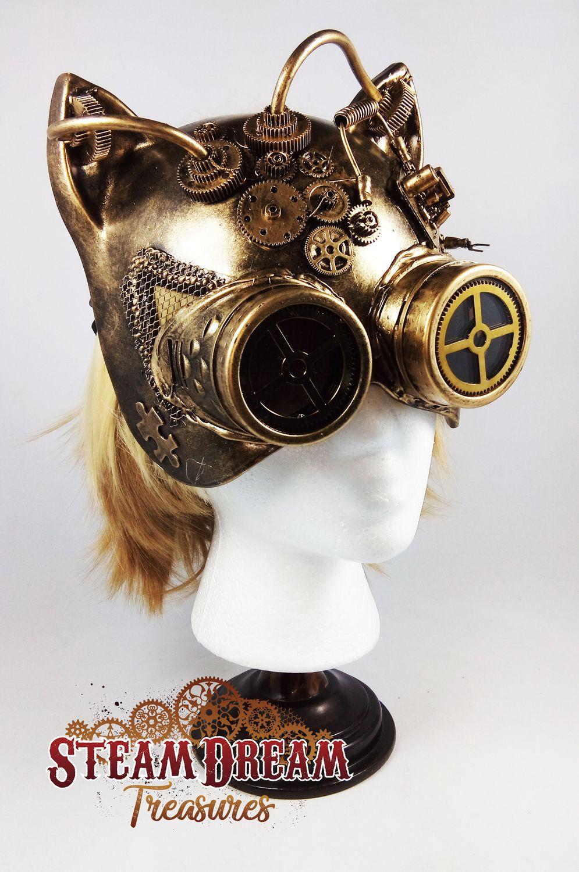 SteamKat Mask