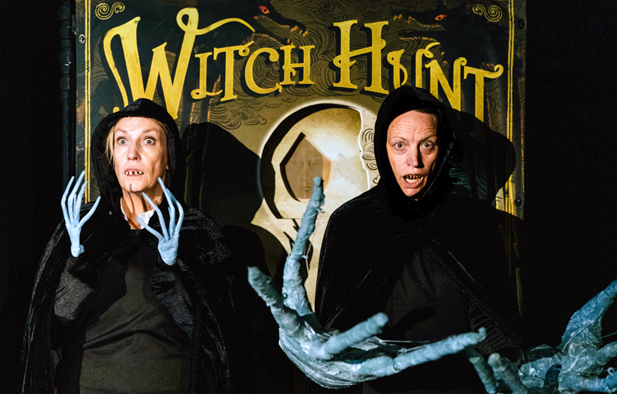 Witch Hunt at Edinburgh Fringe 2019 - August 2019