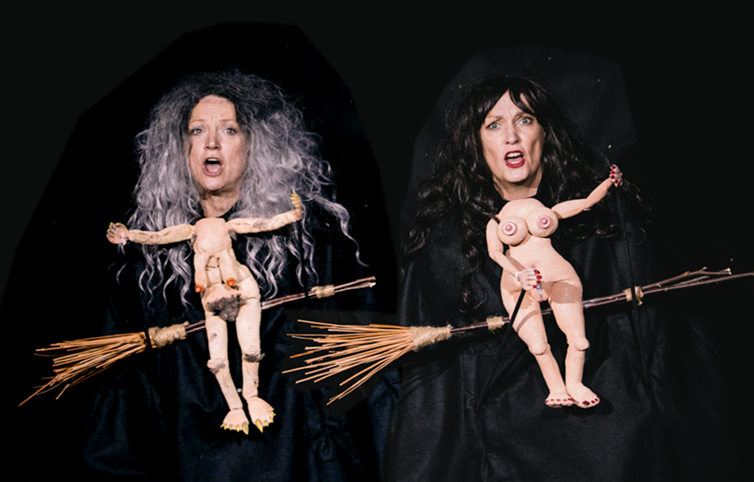 Brighton Fringe 2019.. - Witch Hunt opened to full houses and standing ovations at Brighton Fringe last week. See the five star reviews on our press page. We are thrilled to be nominated for a second Broadway Baby Bobby.21st May 2019