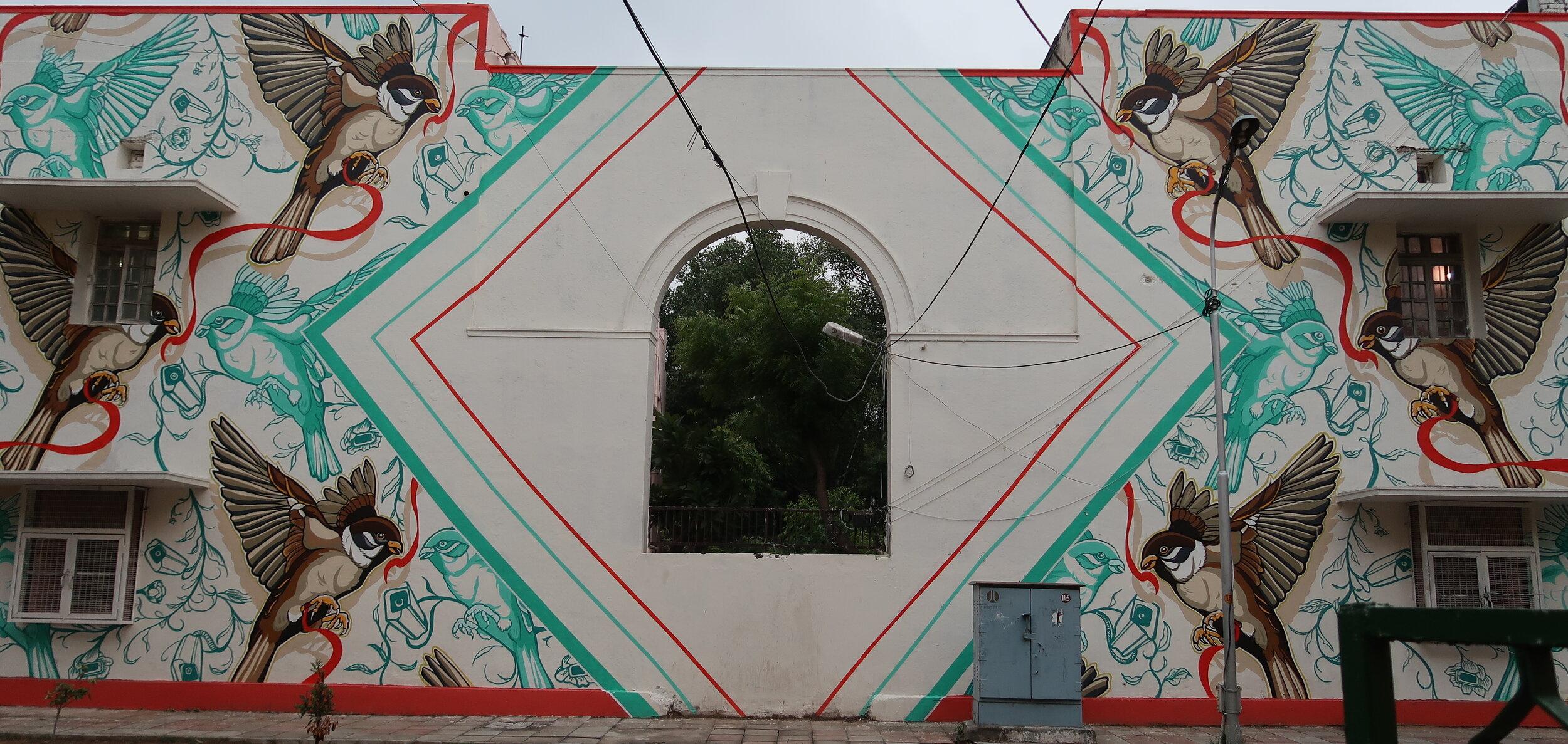 Lodhi Art District