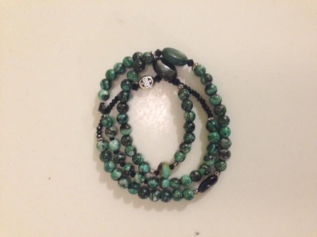 Malachite wrap bracelet 2.JPG