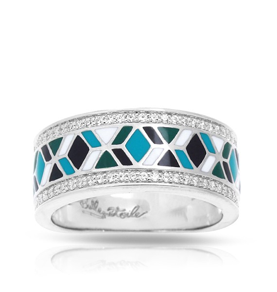 Forma Blue Ring