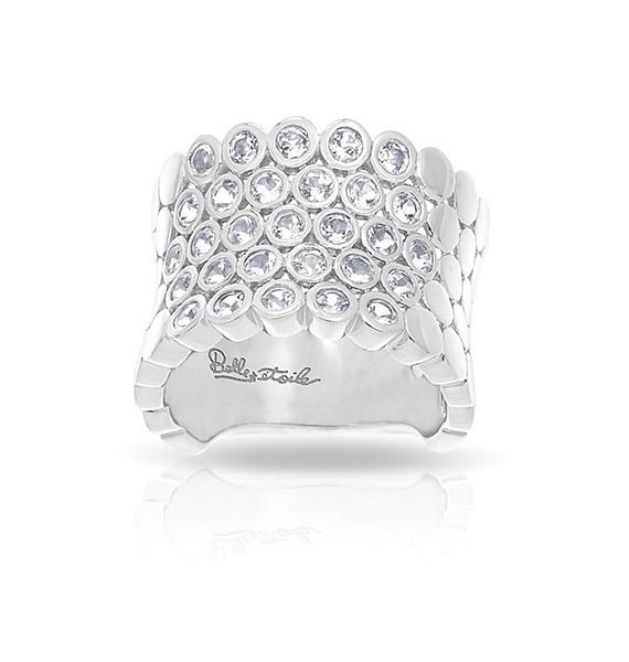Shimmer Silver Ring
