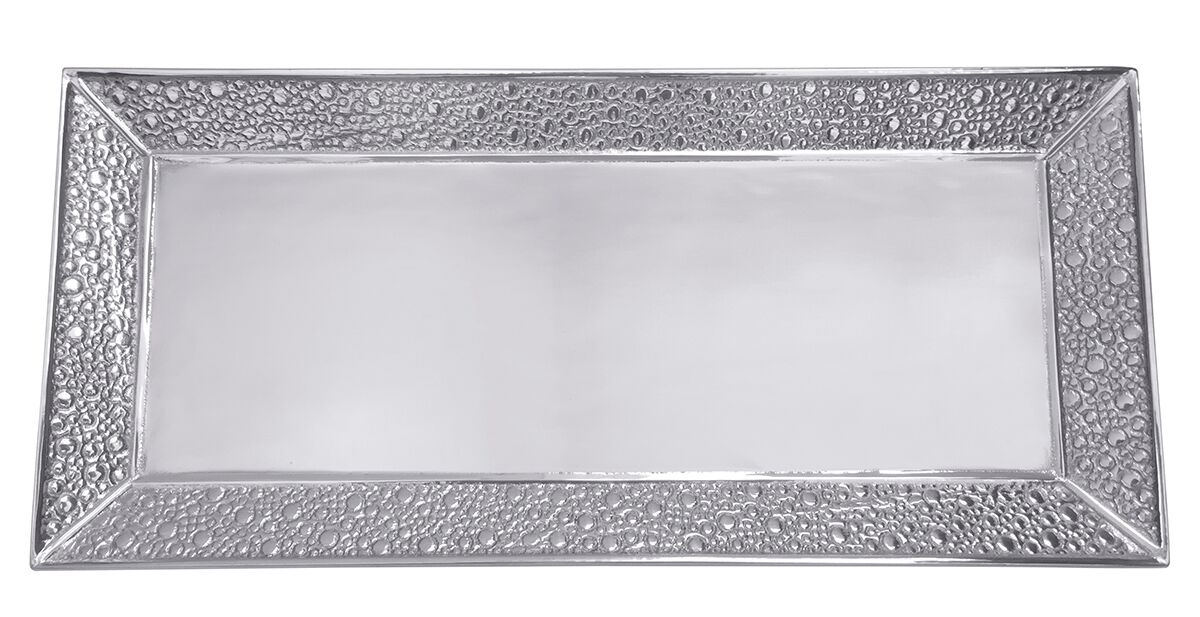 Textura Rectangular Tray