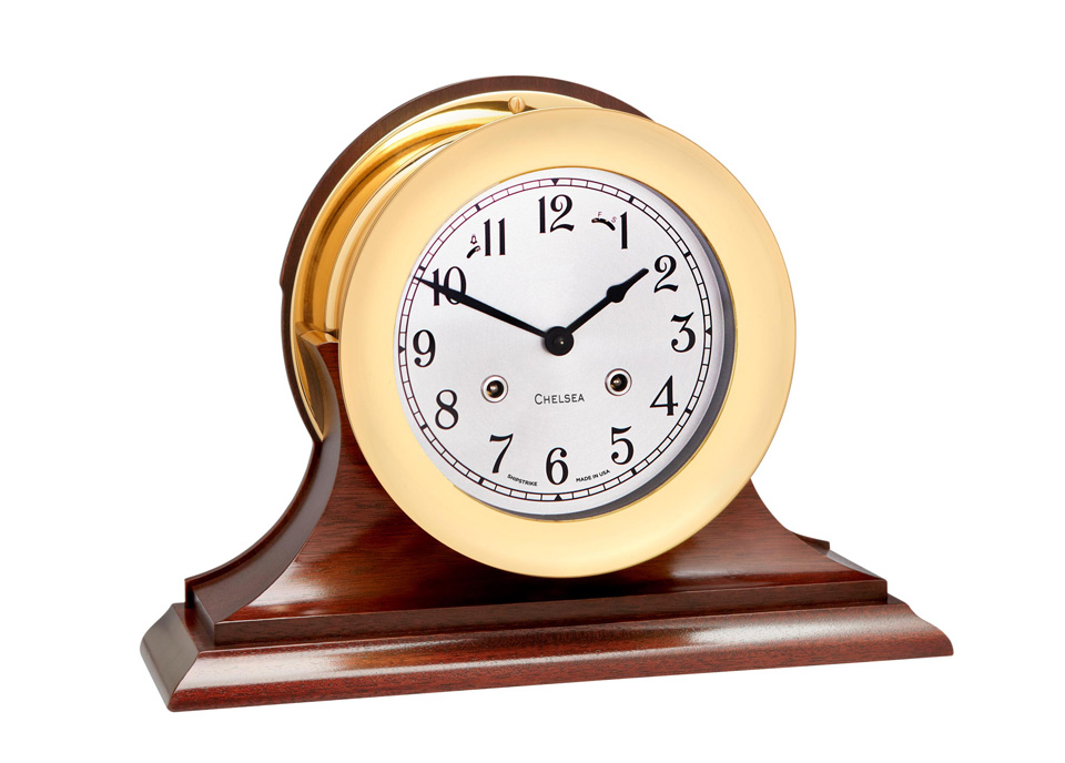 "6"" Shipstrike Clock"