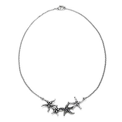 Sea Stars Swing Necklace