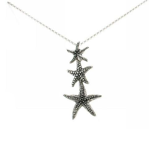Sea Stars Short Necklace