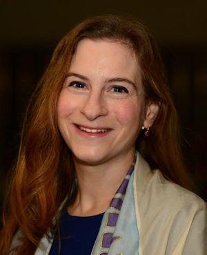 Rabbi Rose Durbin, Campus Rabbi