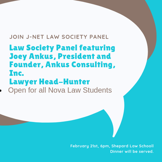 February 21st, 6pm, Shepard Law Schooll Dinner will be served. (1).png