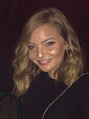 Nikki Riley, Freshman Engagement Intern