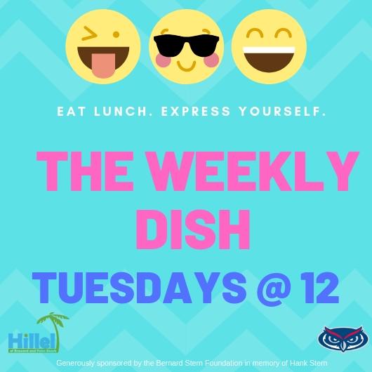 FAU: The Weekly Dish