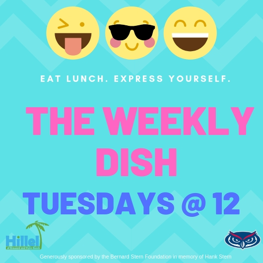 THE WEEKLY DISH IS NOW ON TUESDAYS!.jpg
