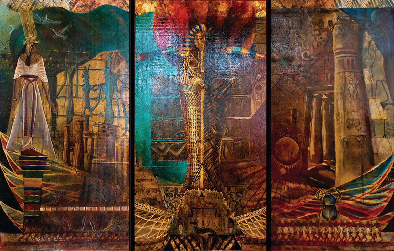 Panorama Tutankhamun $2,500