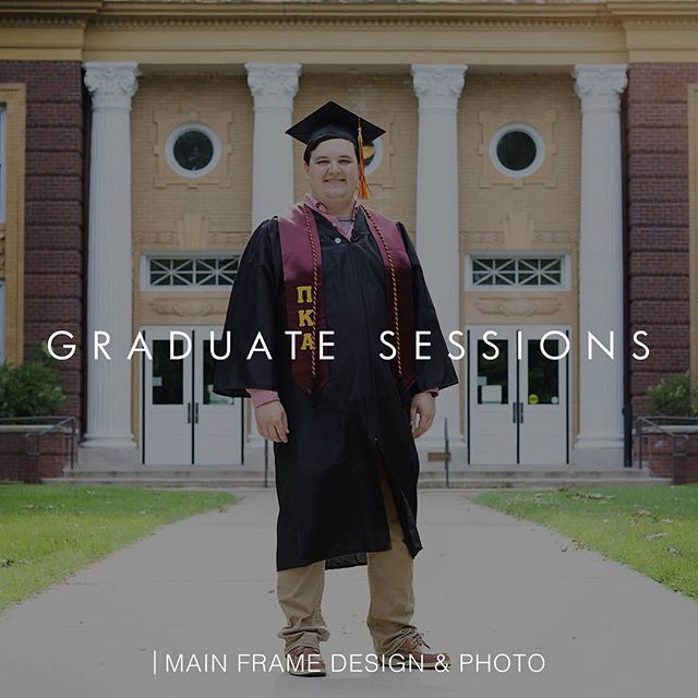 GRADUATES! Here are a few simple steps to follow once you get your cap & gown.  1)  Open items. 2)  Steam gown and sashes/stoles. 3)  Hang them up. 4)  Book a Graduate Session with | MFDP.  You deserve to document this awesome occasion. Our Graduate Sessions are affordable, quick, and painless. Graduates receive photos on campus in their graduate garb, a photos in an outfit of your choice, and a professional portrait for their resume.