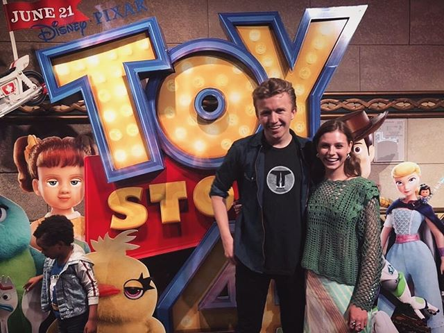 Toy Story 4 preview @jacediehl ✌🏼🤩🥳