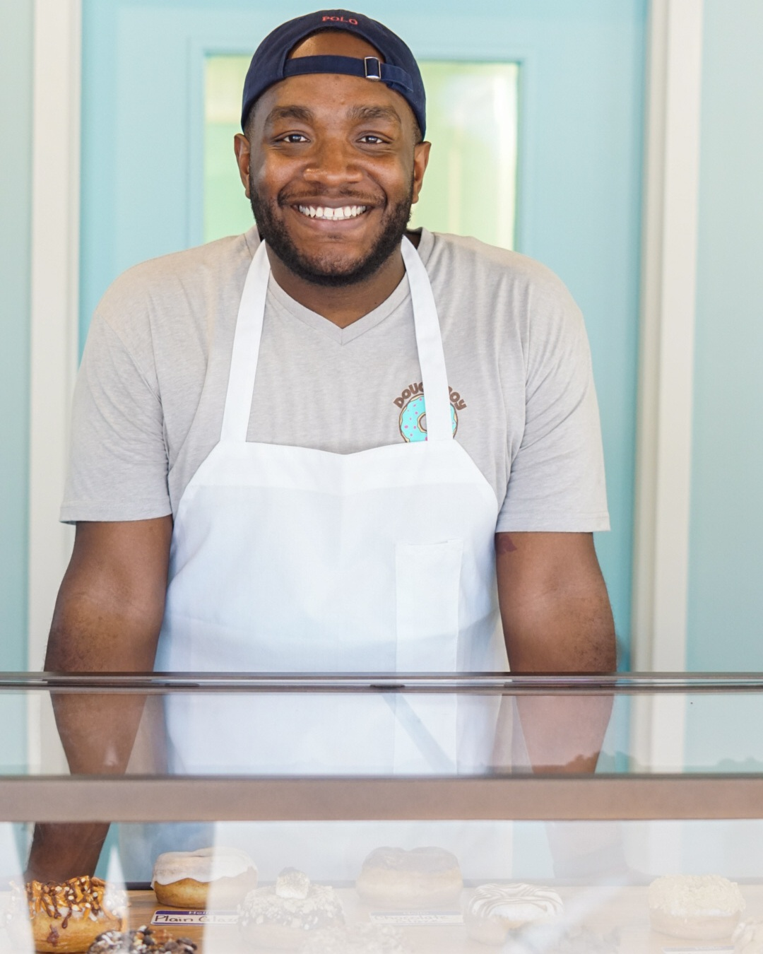 "Fort Worth Magazine: 13 Fort Worthians to Watch in 2019 - Melvin Roberson- Owner, Dough Boy Donuts""There's a doughnut revolution taking place in Fort Worth, and Melvin Roberson's Dough Boy Donuts is leading the charge…"""