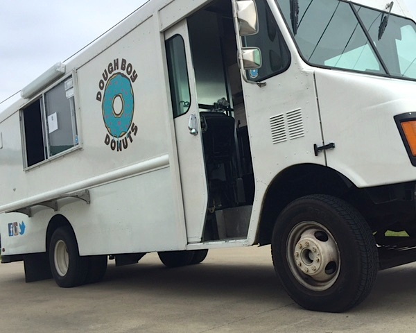 CBS11 DFW: Welcome to Texas, Dough Boy Donuts - Food trucks are all the rage. And in this Welcome to Texas report, CBS 11 News anchor Russ McCaskey found one of the tastiest in town — Dough Boy Donuts.