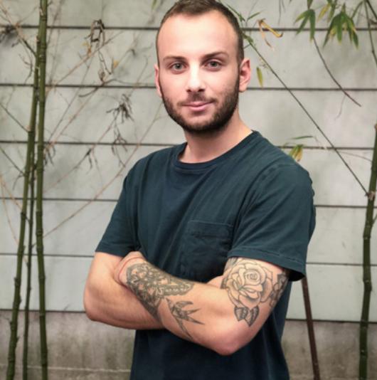 Julien Rosilio    Community Engagement co-Lead
