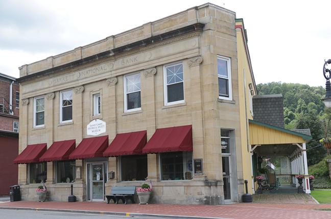 Garrett County Historical Society Museum