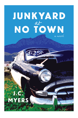 """""""Each character in Junkyard at No Town is so delightfully, stubbornly Vermonty that it's no surprise author J.C. Meyers hails from Calais."""" - — Sabine Poux, Seven Days book reviewer"""