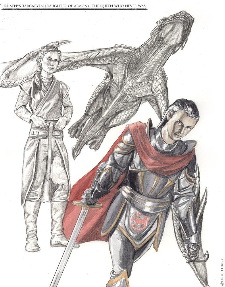Rhaenys Targaryen | Daughter of Aemon