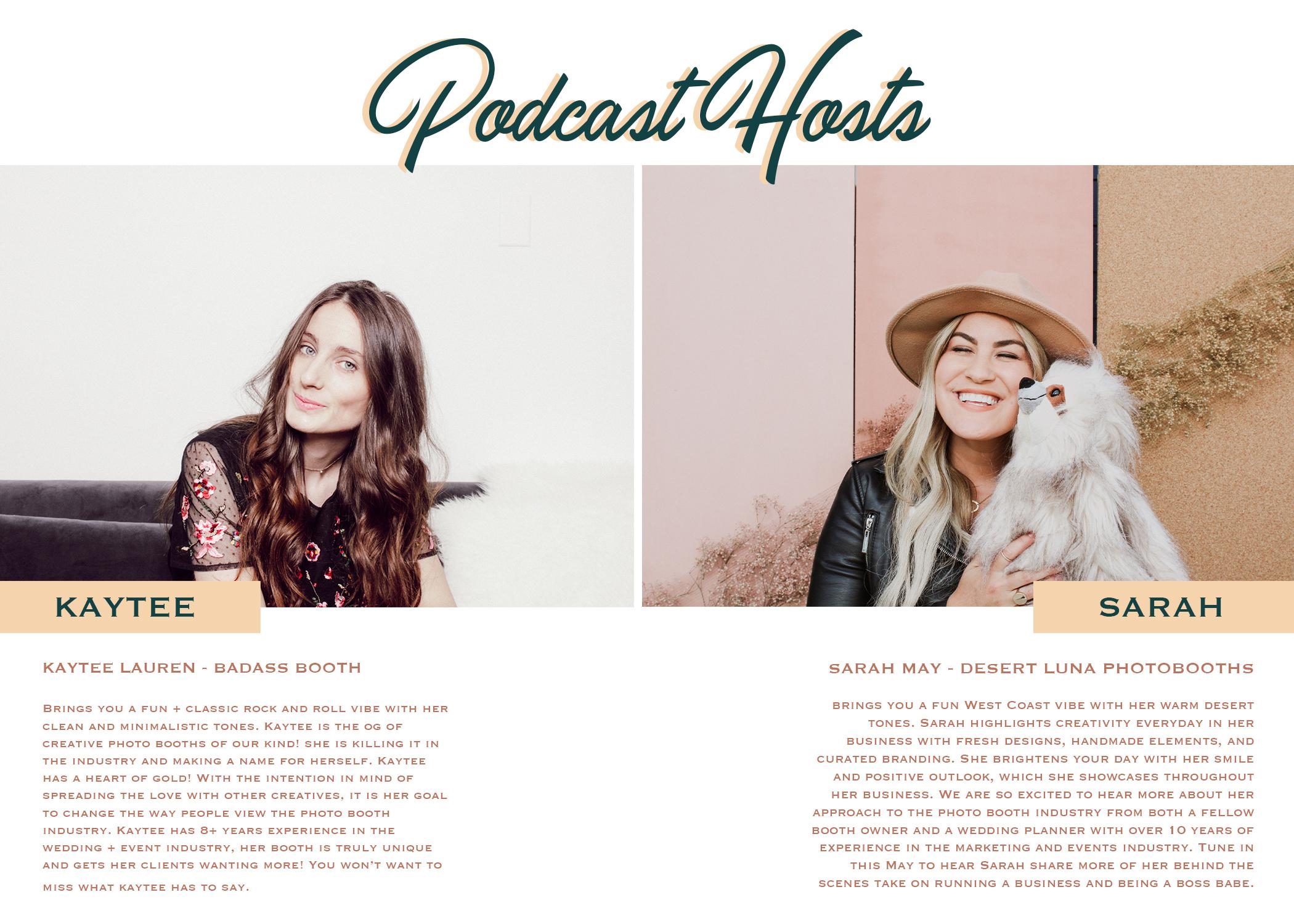 Creative Photobooth Podcast