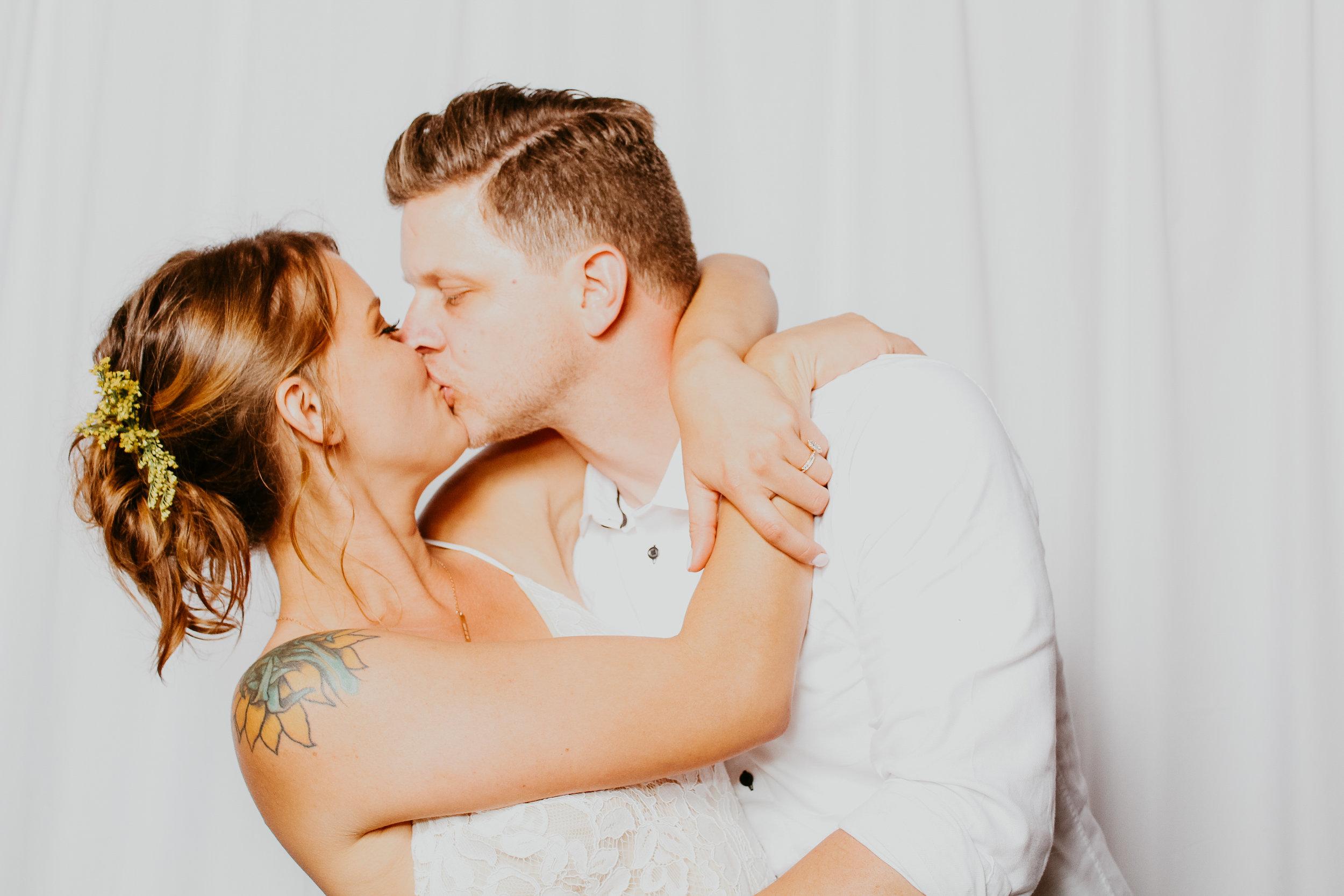 Corona Wedding Photobooth Rental