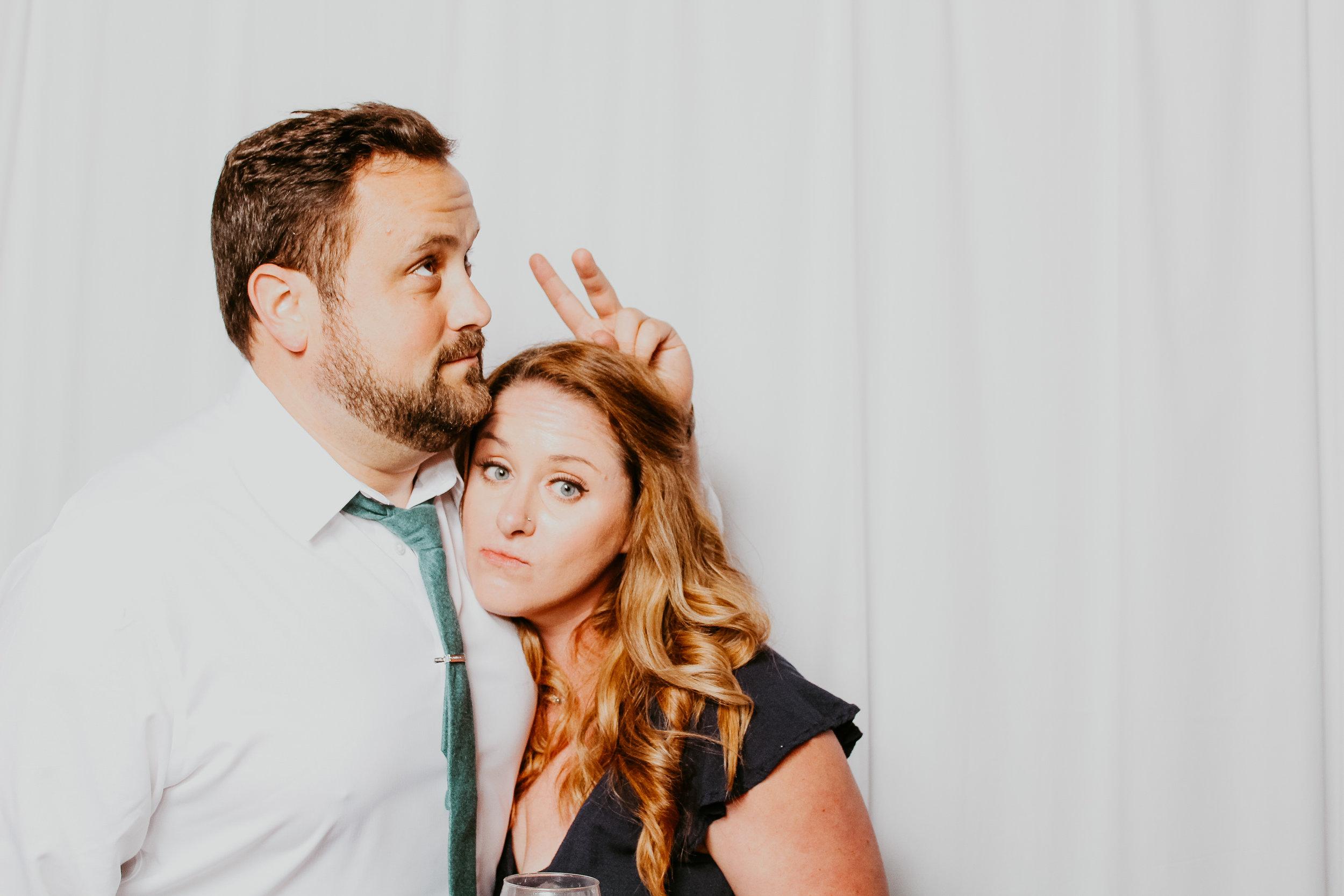 Inland Empire Wedding Photobooth Rental
