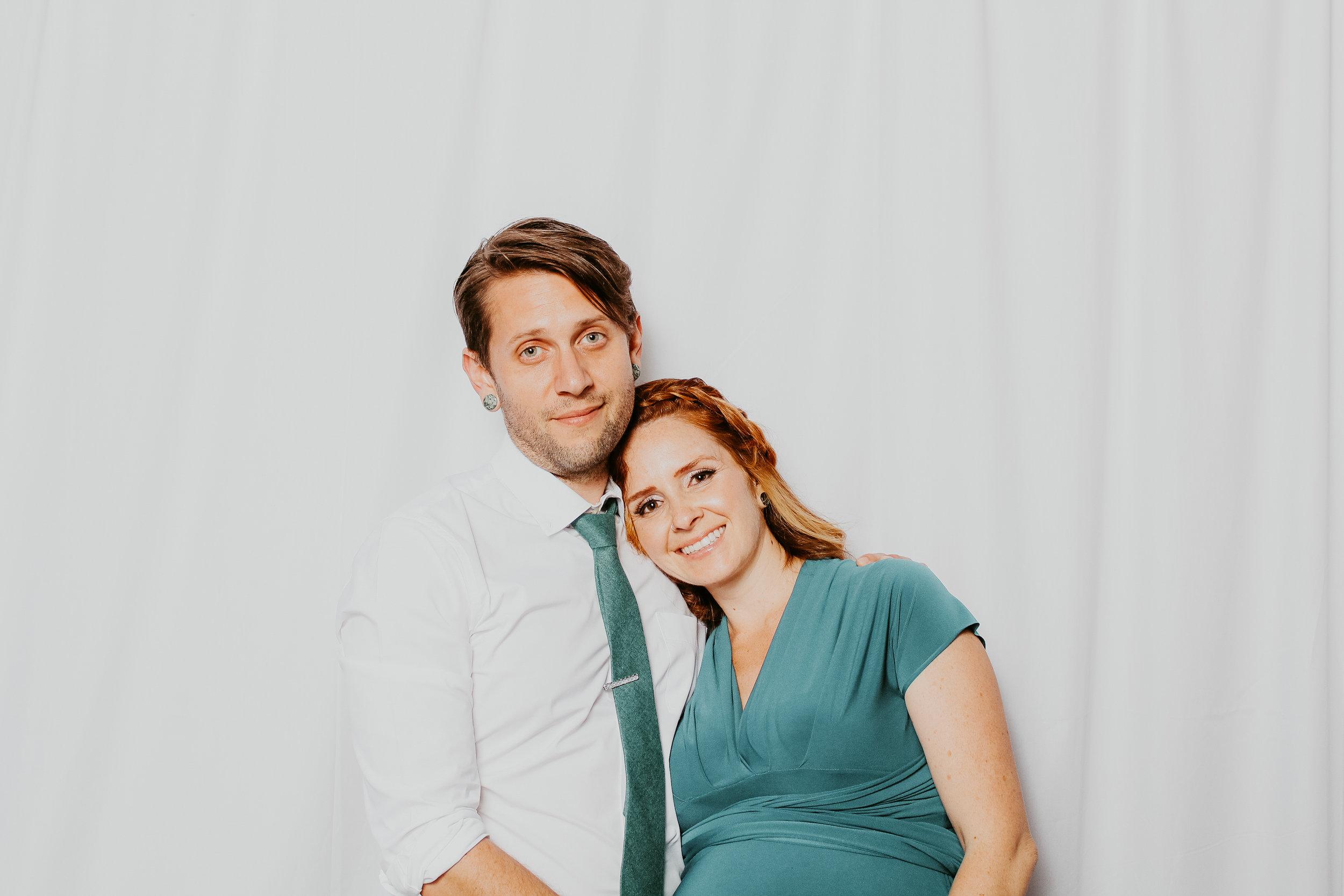 Trendy Wedding Photo Booth Rentals