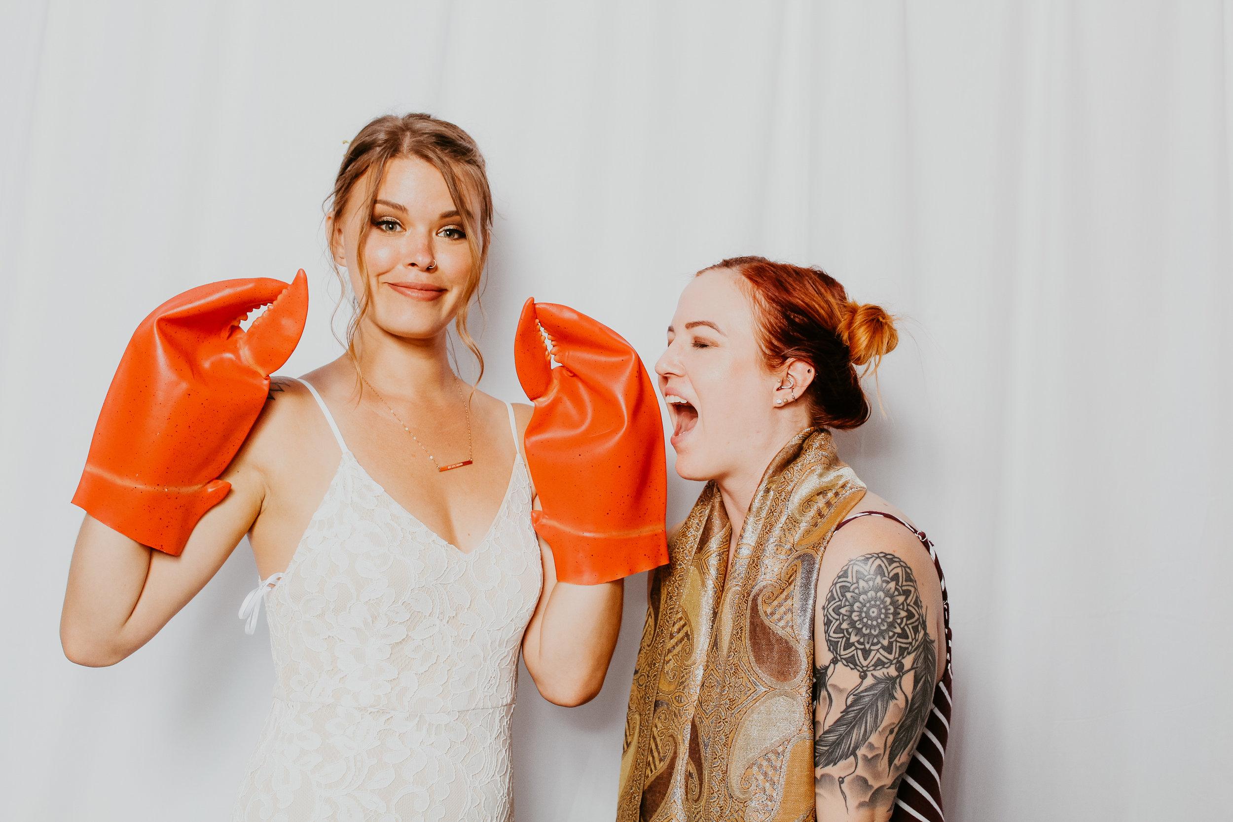 GIF Wedding Photobooth Rental
