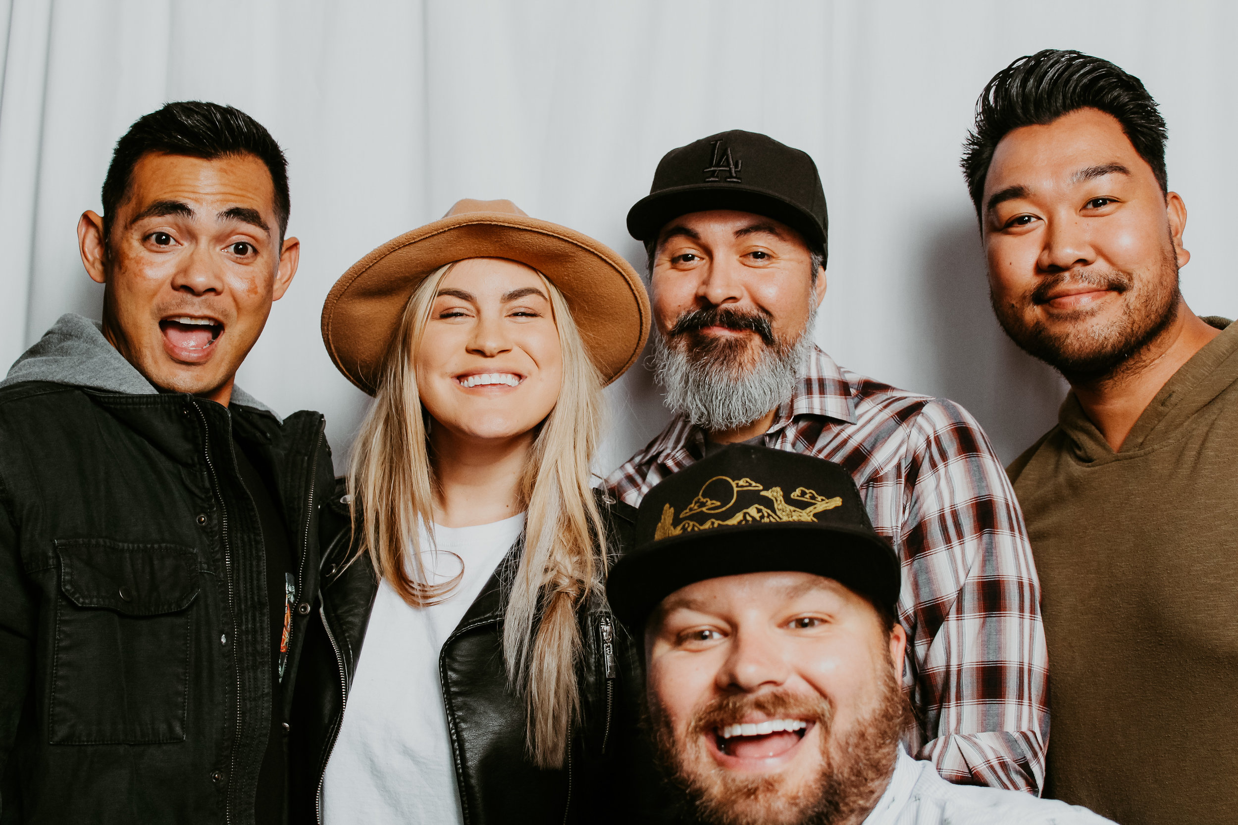 Bartenders Society Los Angeles Photo Booth Rental
