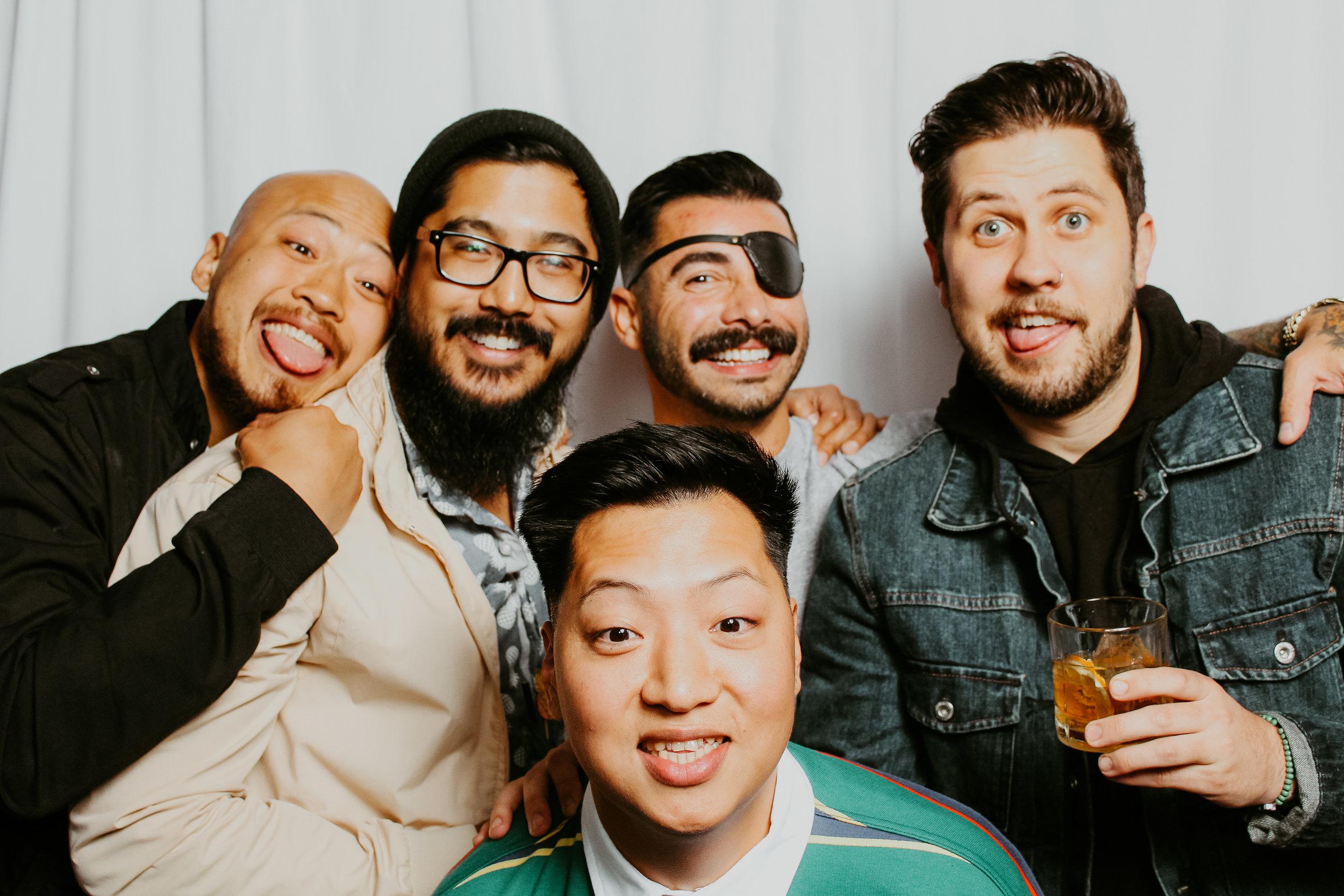 San Diego Wedding Photobooth Rental