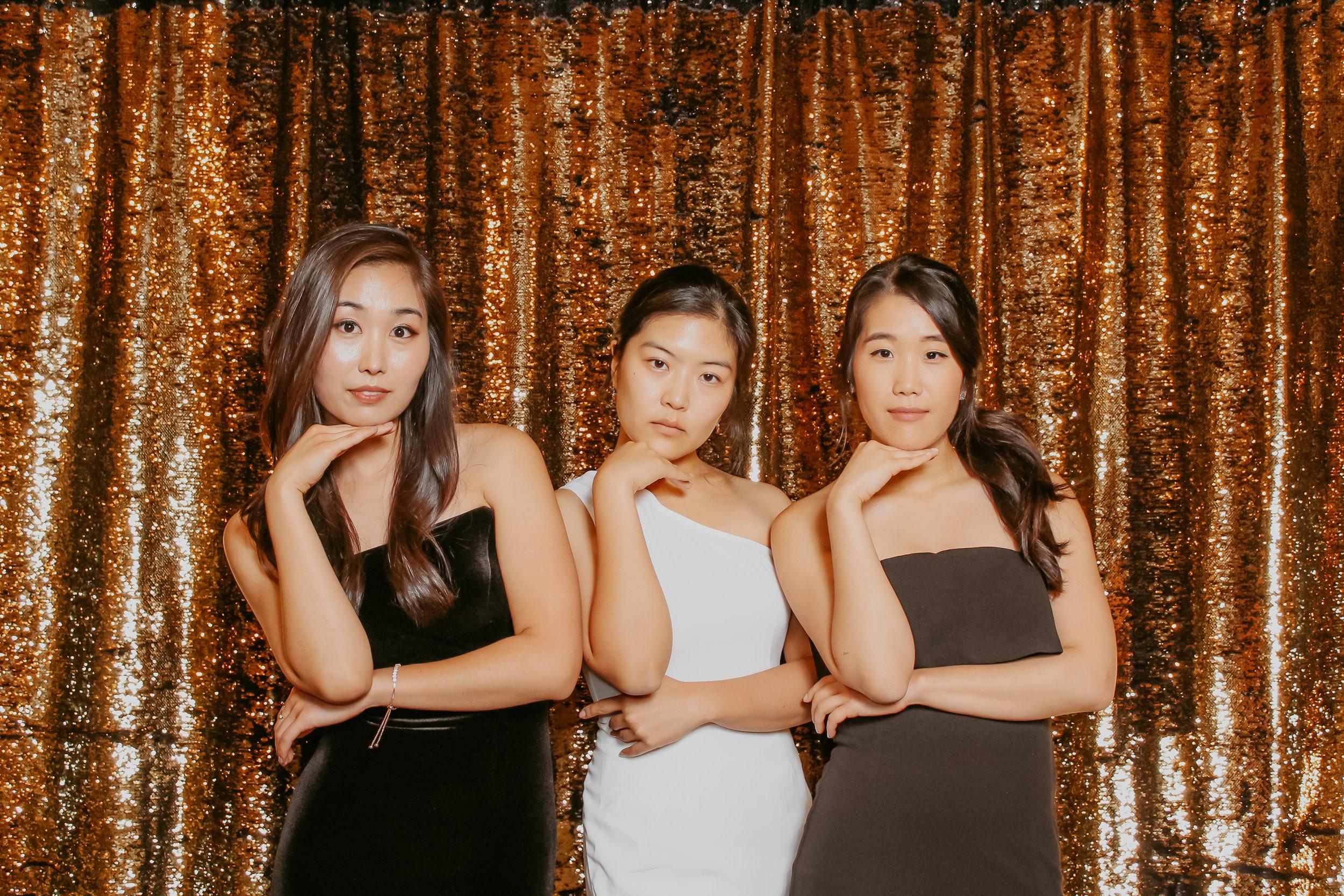 Asian Wedding Photo Booth Rental