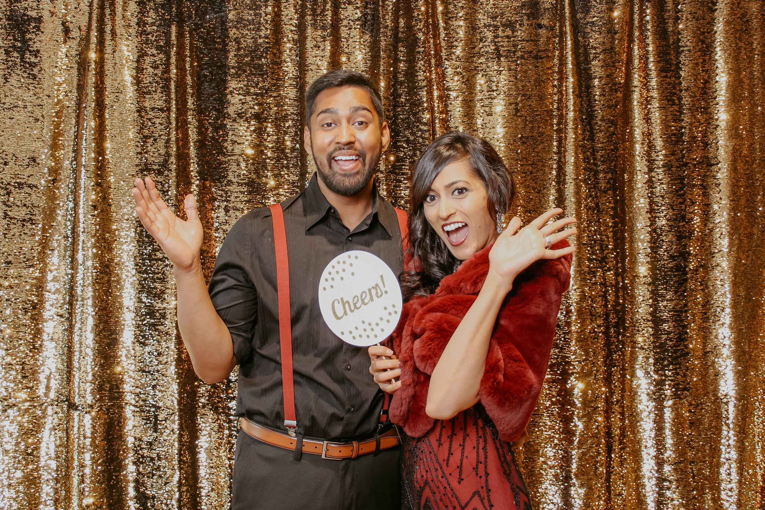 1920's Great Gatsby Photo Booth Rental