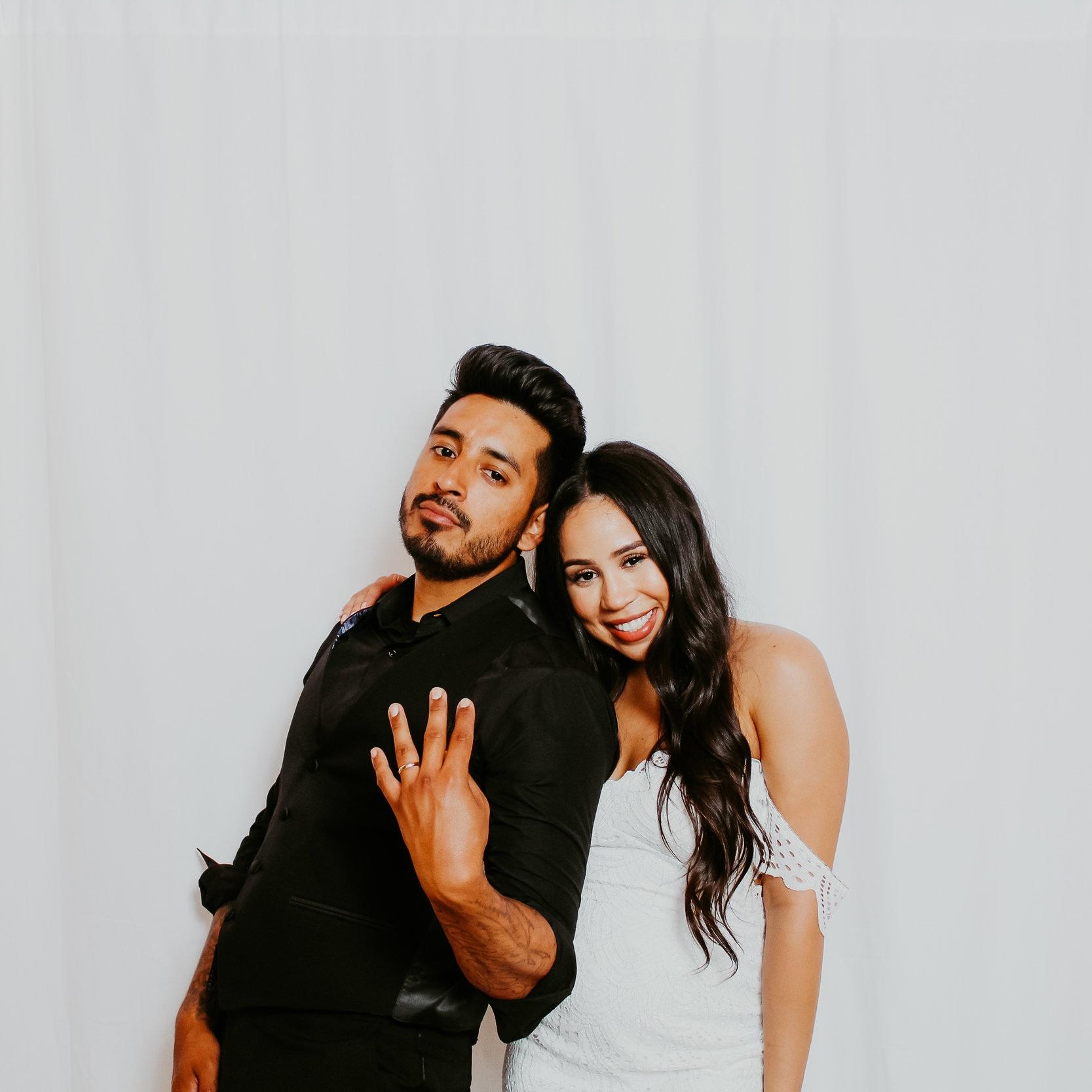 Los Angeles Wedding Photo Booth