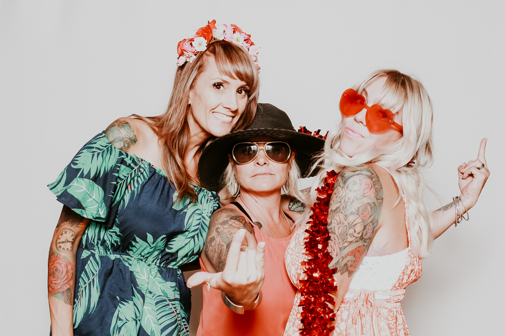 palm springs photo booth