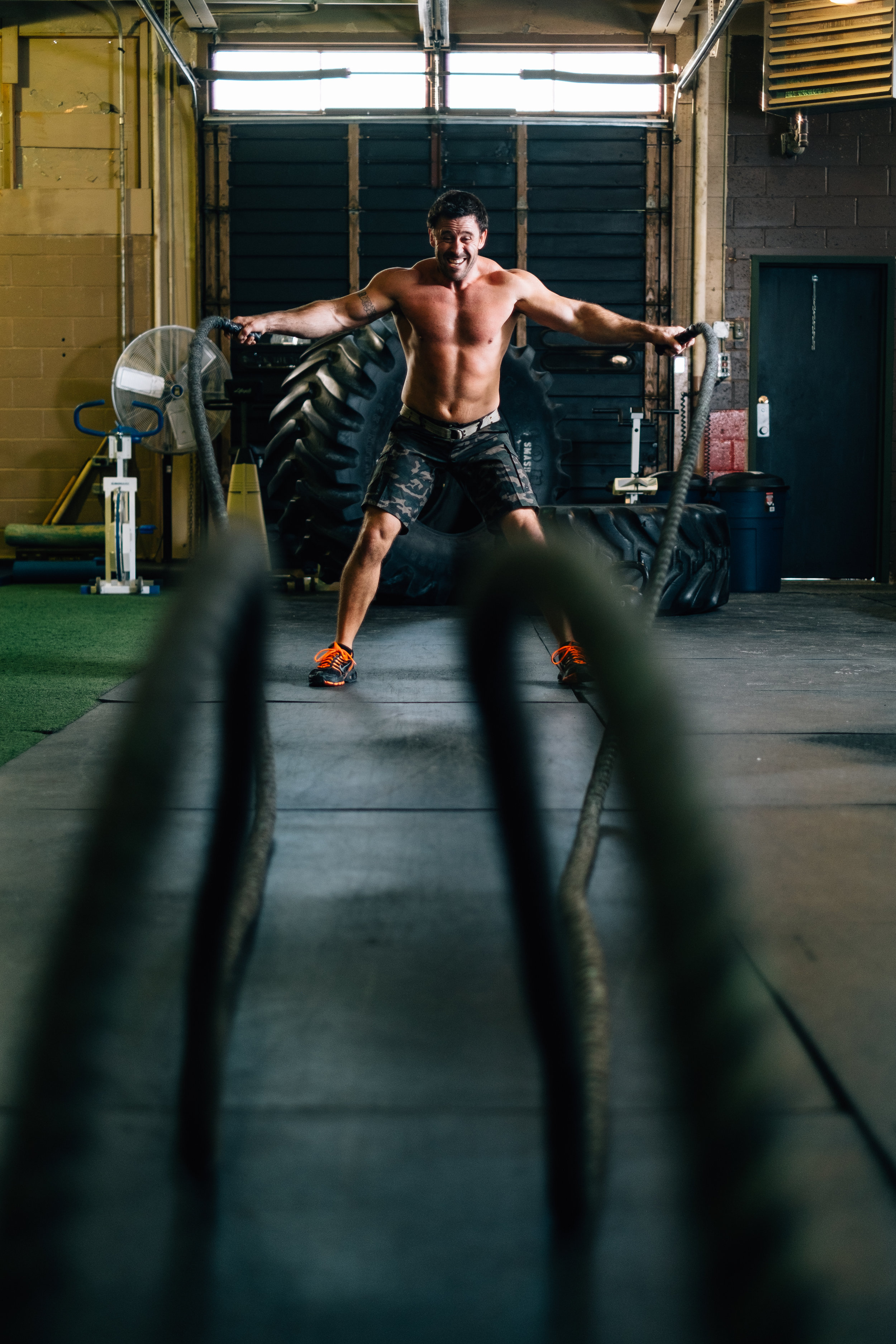 Zac Chalmers - SMASH Conditioning Owner, Group and Personal TrainerUniversity of Calgary Bachelor of KinesiologyNational Strength Conditioning Association Certified Strength Conditioning SpecialistCanadian Society for Exercise Physiology Certified Personal TrainerTrain with Zac