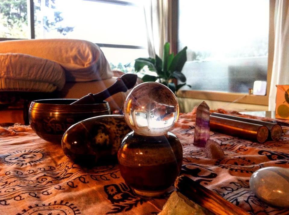Ipseity Incandescent Healing Studio, West Seattle Reiki Session