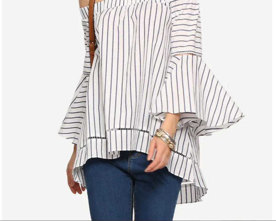 Jeans and a top are so not boring when you pair it like this!