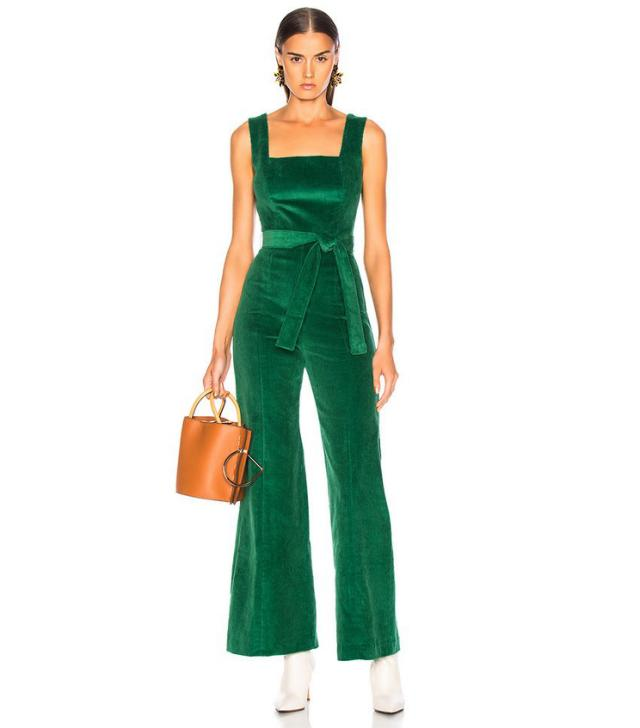 You had me at money green velvet