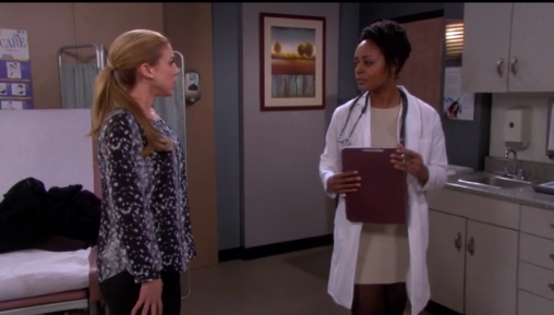 """Dr. Garcia in """"Days of Our Lives"""""""