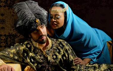 "Shahrazade in ""Arabian Nights"""