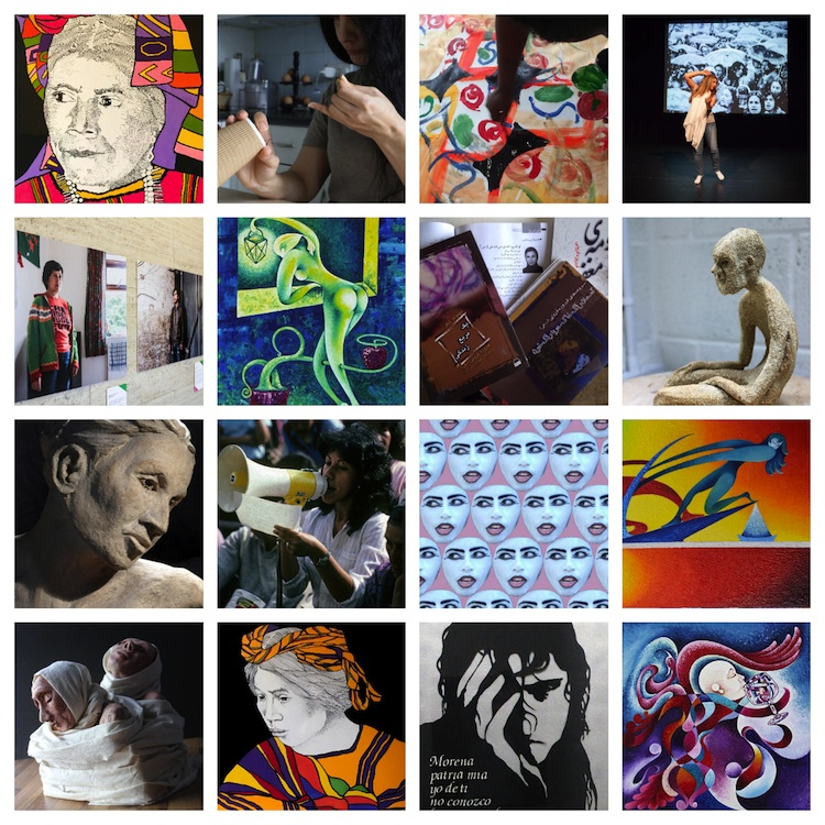 Artists' works (varied)