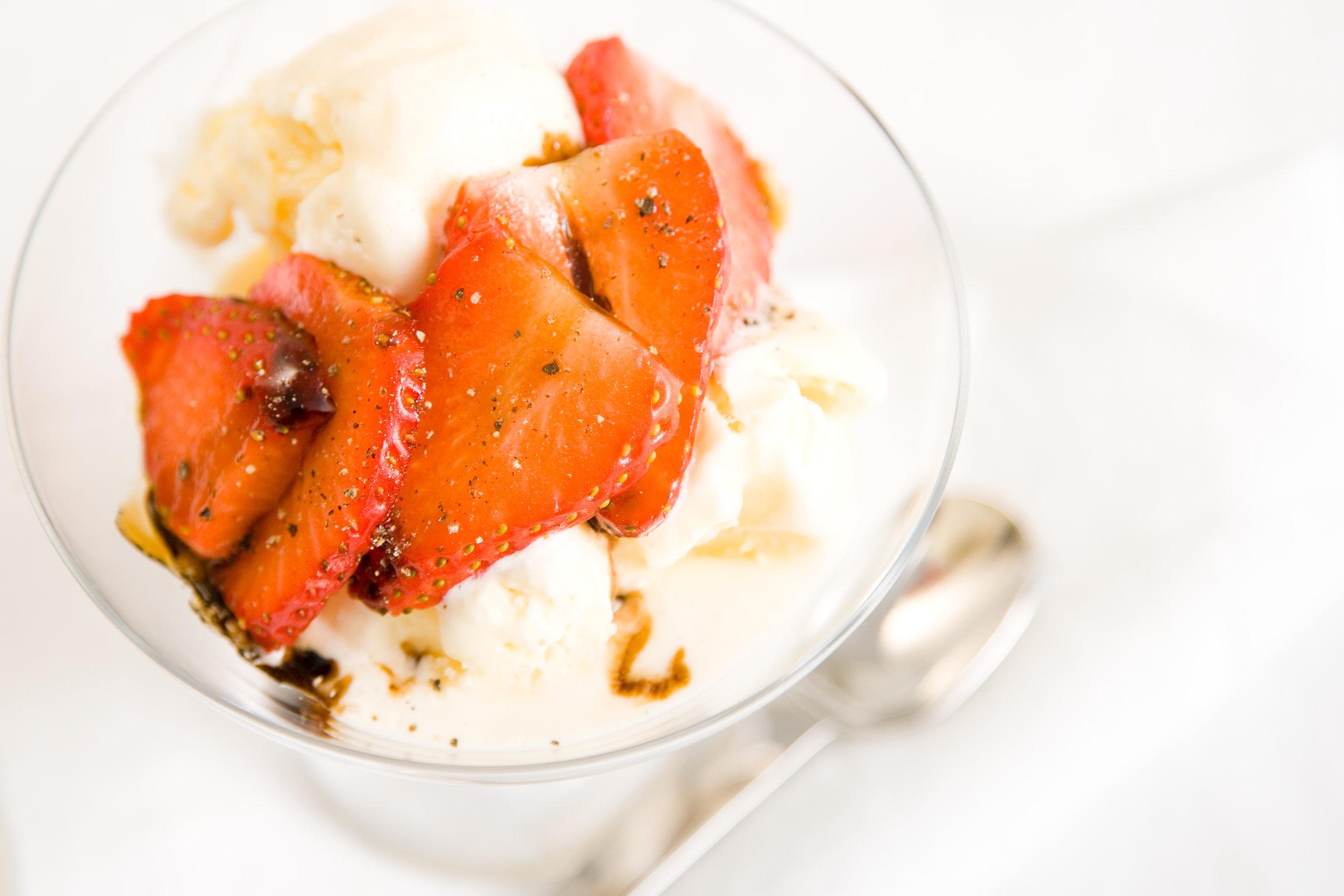 Strawberries, Balsamic Vinegar and Cracked Black Pepper.jpg